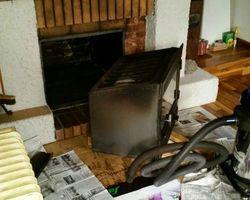 04-05 Ramonage - Remollon - Photos ramonage cheminée chez les particuliers