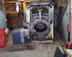 04-05 Ramonage - 05260 Ancelle - Photos de l'entretien de chaudières